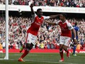 Arsenal Bungkam Manchester United 2-0