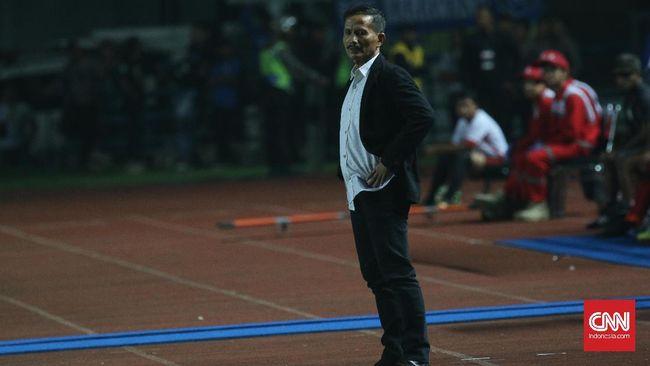Djadjang Nurdjaman Mundur dari Posisi Pelatih Persib