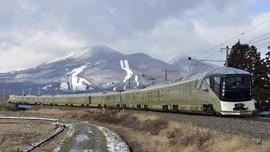 Shiki-shima, Kereta Mewah Jepang dengan  Tiket Rp133 juta