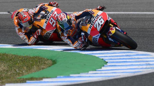 Honda Umumkan Manajer Baru Marquez dan Pedrosa
