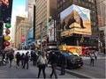 Wonderful Indonesia Pamer Pesona di Time Square Amerika