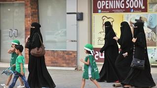 Aturan Baru Arab Saudi Bolehkan Wanita Pergi Tanpa Izin Wali