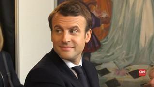 Kalahkan Le Pen, Macron Akan Berhadapan dengan Parlemen