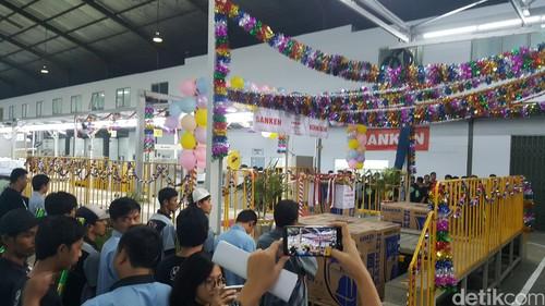 Harkitnas, Sanken Targetkan TKDN untuk Mesin Cuci Capai 80%