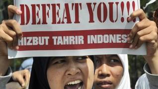 Situs Resmi HTI Diblokir Pemerintah