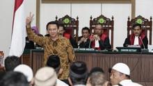 Ahok Bebas, Warganet Ramai Cuitkan #WelcomeBackBTP #BTPpulang