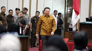 Ahok Dipenjara, Peringkat Demokrasi Indonesia di Dunia Anjlok