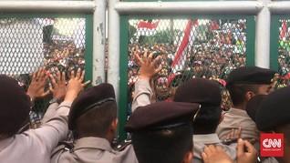 Polda akan Bubarkan Massa Pro Ahok Jam 6 Sore