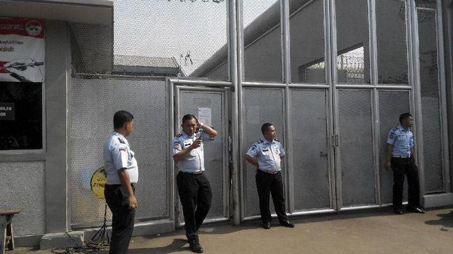 Rutan Tak Terganggu Aksi Relawan Prabowo untuk Ahmad Dhani