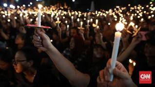 Tokoh Lintas Agama Minta Polisi Usut Motif Penyerangan Gereja