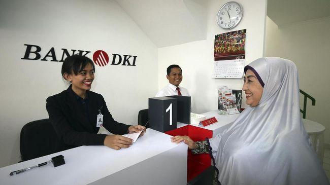 Anies Ganti Pimpinan Bank DKI Usai Penyaluran Kredit Naik