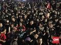 Aksi Solidaritas untuk Ahok Digelar di Tugu Proklamasi