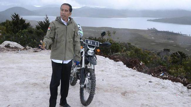 Jokowi Kucurkan Rp12,6 T untuk Papua dan Papua Barat di 2019
