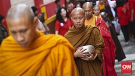Pindapatta, Berderma untuk Para Penjaga Ajaran Buddha