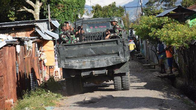 Pelibatan TNI Urusi Terorisme Dianggap Picu Kesewenangan