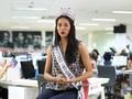 Ngobrol Bareng Bunga Jelitha dan Ambisinya di Miss Universe