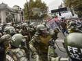 Korban Tewas Kerusuhan Chile Terus Bertambah