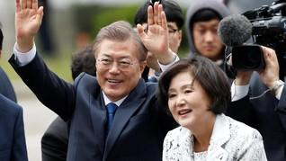 Moon Jae-in, Dulu Anak Pengungsi Korut Kini Presiden Korsel