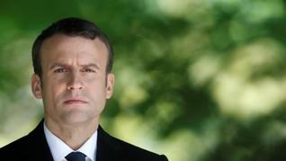 Presiden Macron Enggan Temui Pimpinan Demonstran dan Oposisi