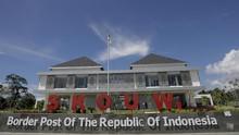 Lawan Kejahatan Transnasional, RI-PNG Perkuat Tata Perbatasan