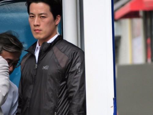 Foto: Pengawal Tampan Presiden Korea Selatan Bikin Heboh Netizen