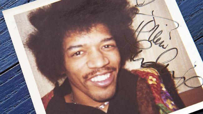 Nama Jimi Hendrix Diabadikan di Kampung Halaman
