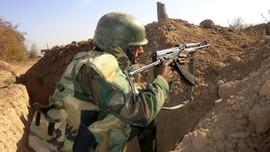 Pasukan Suriah Dilaporkan Akan Ikut Perangi Turki