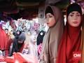 Lebaran Usai, Bisnis Baju di Pasar Tanah Abang Rontok