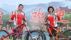 Tiara Andini Raih Emas Ketiga Indonesia di Asian Games 2018