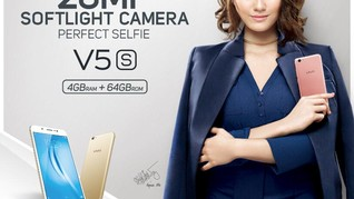 Dapatkan Vivo V5s di Seluruh Vivo Store Indonesia