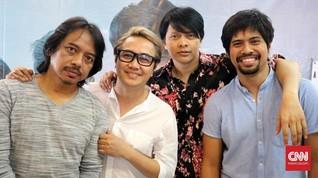 Pesan Armand 'Gigi' untuk Indonesia: Pemilu Jangan Ribut