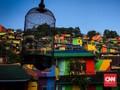 Kampung Pelangi Bakal Hadir di Kota Tarakan