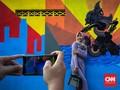Rurang Mural, Solusi Bali Mempercantik Gang di Perkotaan