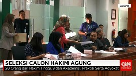 Seleksi Calon Hakim Agung