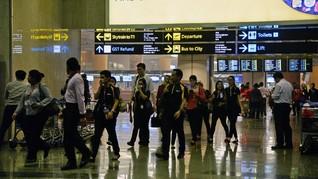 Singapura Uji Coba Pemindai Mata di Pintu Imigrasi