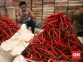 Cabai Bawa Inflasi November Terbang Landai 0,2 Persen