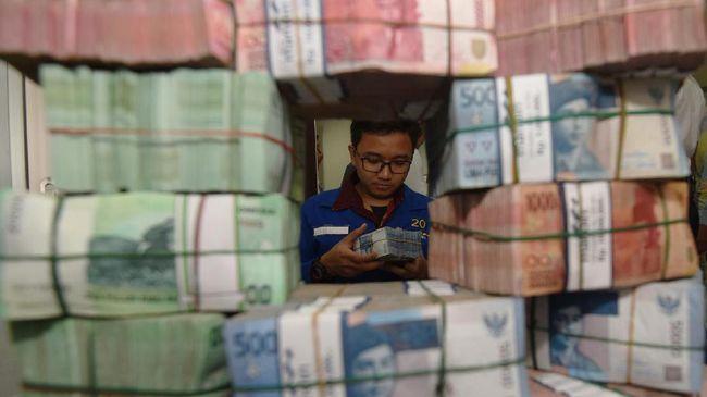 Utang Pemerintah Tembus Rp4.000 Triliun
