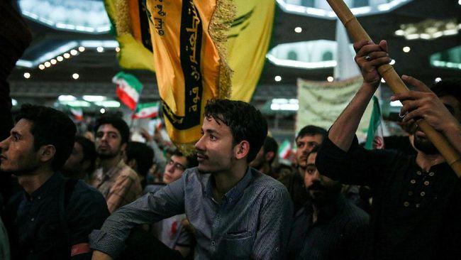 Portugal Setop Berikan Visa untuk Warga Iran
