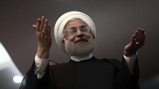 Ekonomi Terparah 40 Tahun Terakhir, Iran Patut Salahkan AS