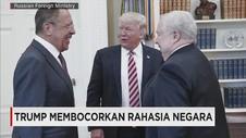 Trump Membocorkan Rahasia Negara