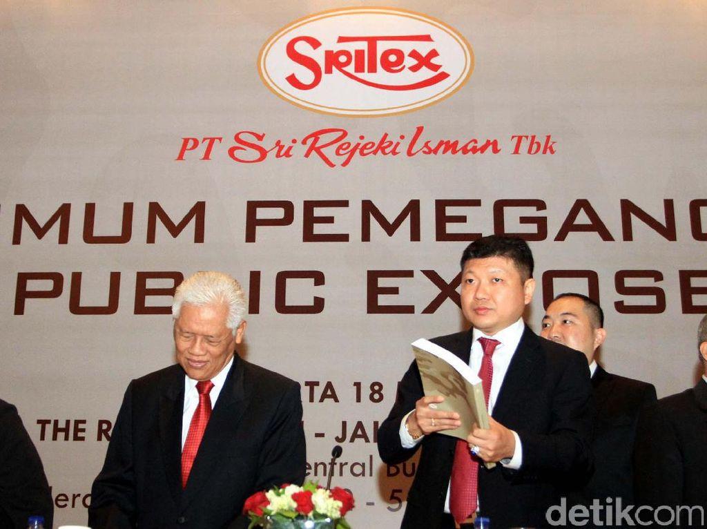 Sementara menurutnya brand yang menyerap garmen Sritex paling besar adalaha H&M. Penjualan untuk merek ini memiliki porsi 5% dari total penjualan Sritex. Adapun penjualan Sritex di 2016 sebesar US$ 680 juta.