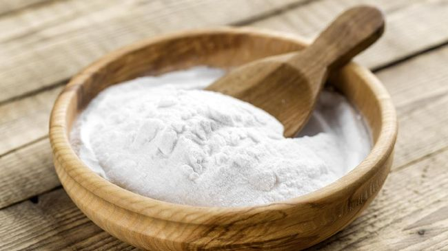 Membedakan Baking Soda dan Baking Powder