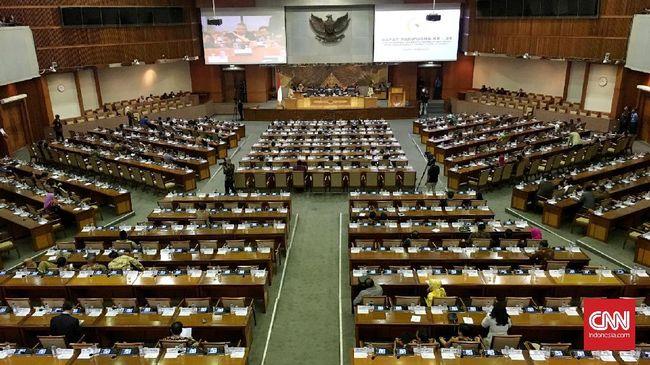 Pembentukan Alat Kelengkapan DPR Masih Terhambat