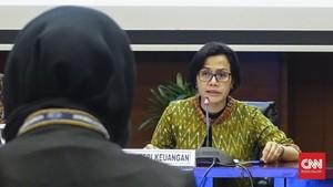 Sri Mulyani Sudah Amankan THR PNS, TNI dan Polri