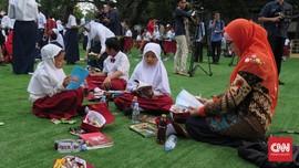 Dukung Kreativitas, Kemendikbud Gelar Festival Karya Anak