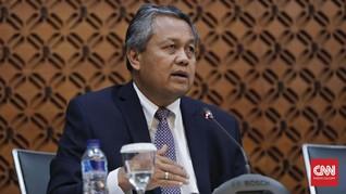 Dilantik Mahkamah Agung, Perry Warjiyo Resmi Jadi Gubernur BI