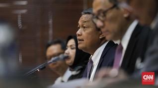 DPR Tentukan Nasib Perry Warjiyo Pimpin BI Akhir April