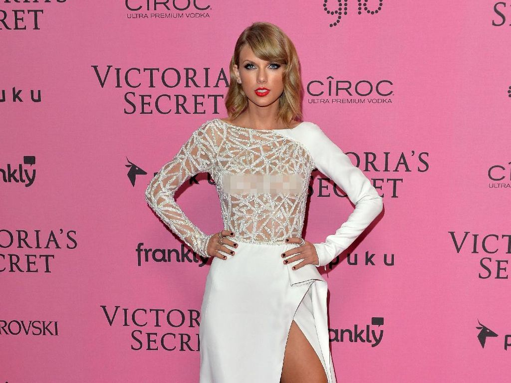 Foto: 20 Inspirasi Penampilan Fashionable Taylor Swift