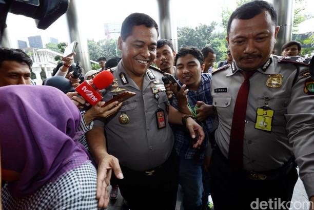 Pejabat Polda Sambangi KPK Bahas Kasus Novel