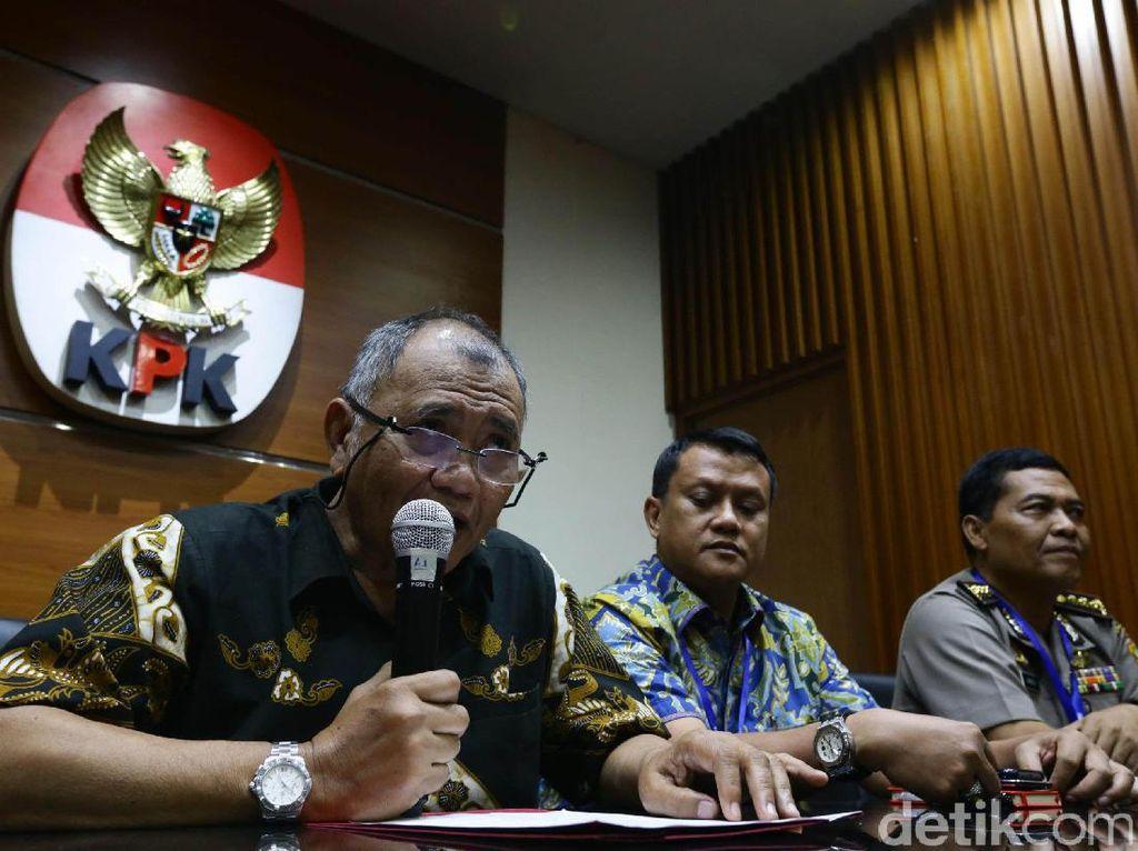 KPK menyatakan siap membantu tim penyelidik Polda Metro Jaya untuk mendukung informasi atau pun data yang dibutuhkan.